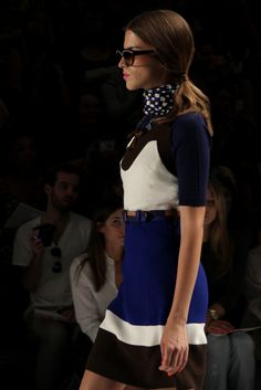 Colour blocking - Milly Spring 2012