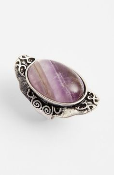 Berry Jewelry Oval Etched Ring I Available at Nordstrom  www.berryjewelry.com