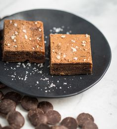 The OMGCB Caramel Brownie, Pack of 6 by Salt of the Earth Bakery
