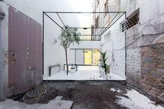 314 Architecture Studio, Panagiotis Voumvakis · Optimist · Divisare #museo #restauración #piedra