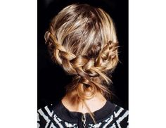 Hair inspo plaits