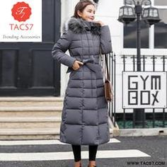 Estylo Winter Warm Waterproof Overcoat – Trending Accessories Red And Grey, Black, Cocktail Wear, Jackets For Women, Ladies Jackets, Shoulder Sleeve, Canada Goose Jackets, Winter Jackets, Warm