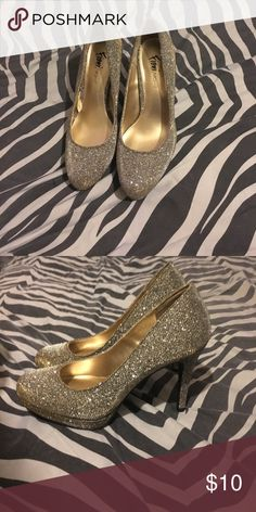 sparkly formal shoes sparkly shoes for prom Shoes Heels