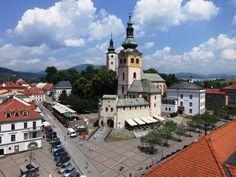 15 dôvodov, prečo navštíviť stredné Slovensko - Central Slovakia Bb, Mansions, House Styles, Home Decor, Decoration Home, Manor Houses, Room Decor, Villas, Mansion