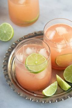 De nationale cocktail van Mexico – paloma (duif) – is fris, fruitig en een kick.