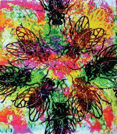 / Textile Art, Quilling, Fiber Art, Printing, Textiles, Bedspreads, String Art, Fabrics, Quilting