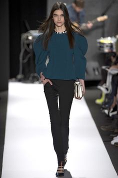 Rebecca Minkoff - www.vogue.co.uk/fashion/autumn-winter-2013/ready-to-wear/rebecca-minkoff/full-length-photos/gallery/920175