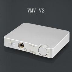 179.99$  Buy now - http://aliurs.worldwells.pw/go.php?t=32293047848 - SMSL VMV V2 USB HD audio decoder interface HIFI  32 bit / 384 KHZ DAC with Optical Headphone Analog outputs