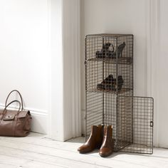 Wire Mesh Furniture Collection BY Bowles & Bowles - FLODEAU.COM 04