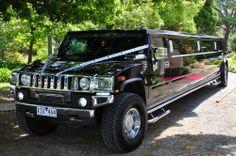 Hummer H2, Luxury Limousines - 11 Passenger Limos - Ferarri Hire   Westbourne Limos Gallery