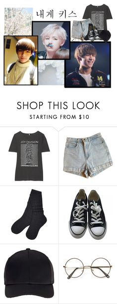 """""""& - Ship It - &"""" by xsweet-sleepy-sugax ❤ liked on Polyvore featuring R13, American Apparel, UGG, Converse and Miss Selfridge"""