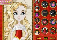 VestirEverAfterHigh.com - Juego: Belleza Apple White - Jugar Juegos Gratis Online