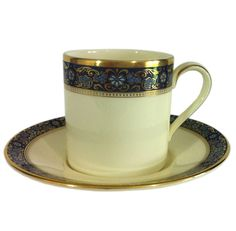 MINTON - 'EDINBURGH' - DEMITASSE COFFEE DUO - CUP & SAUCER - 12 AVAILABLE in Pottery, Porcelain & Glass, Porcelain/ China, Minton | eBay