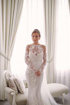My Yolan Cris wedding dress is for sale on Still White.