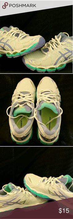 Women's Asics Gel Nimbus Size 9 Narrow Size 9 Narrow.  In excellent shape.  Worn only a few times. Asics Shoes Sneakers