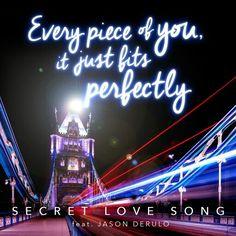 """Secret Love Song"" - Little Mix ft. Jason Derulo"