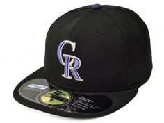 New Era 59Fifty MLB Colorado Rockies Home On Field Fitted Hat  http://allstarsportsfan.com/product/new-era-59fifty-mlb-colorado-rockies-home-on-field-fitted-hat/?attribute_pa_color=colorado-rockies&attribute_pa_size=7  100% Polyester Performance Fabric Official On Field Cap worn by all Major League Players Cool Base technology wicks moisture