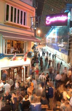 The Top 5 Bars in Hong Kong's Lan Kwai Fong District: Stormies - Party Headquarters