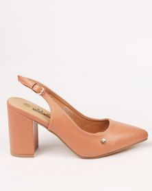 Hey, I just bought the new Urban Zone Pointy Slingback Block Heel Pink online at Zando. Come check it out! - https://www.zando.co.za/Urban-Zone-Pointy-Slingback-Block-Heel-Pink-201076.html