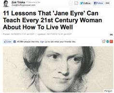 11 Life Lessons from 'Jane Eyre' novel