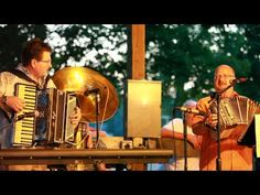 ▶ Beautiful Tuba, Accordion, Drums, and Concertina Music - Annual Polka Festival Ellsworth, Wisconsin - YouTube