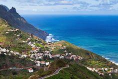 Cuatro planes para recorrer Tenerife