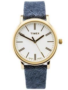 199,00 zł  TIMEX TW2P63800 Granatowy | Damskie \ Kategorie \ Klasyczne Damskie \ Producenci \ Timex |