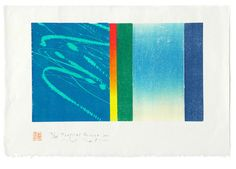 Naoko Matsubara « Royal Canadian Academy of Arts Naoko, Woodblock Print, Painting Prints, Printmaking, Texture, Abstract, Colour, Wood Blocks, Mixed Media