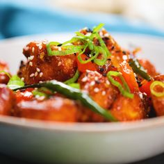 How to make awesome Chilli Paneer at home!