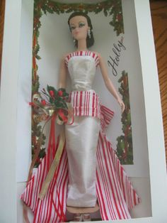 SILKSTONE DOLL Such memories of the new Barbies that came out each year!