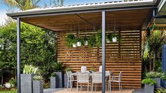 Spruce up your outdoor entertaining area this weekend just in time for the warmer months.