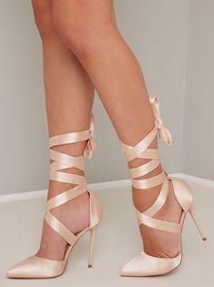 Cute High Heels, Pink High Heels, Beautiful High Heels, Womens High Heels, Shoes High Heels, Pink Strappy Heels, Ladies Heels, Girls Heels, Women's Heels