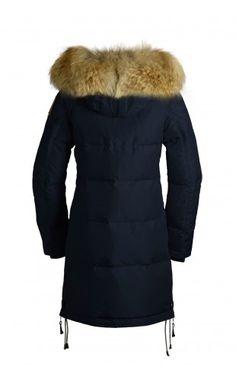 Parajumpers Long Bear Woman Navy #parajumpers #longbear #women #fashion #para #