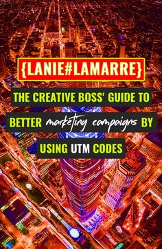 Not only will this post show you how to generate codes that will enable you to optimize your promotional efforts, but I'll also show you how to create a library for these that is automagically generated via Airtable Small Business Marketing, Marketing Plan, Online Marketing, Google Analytics, Data Analytics, Best Marketing Campaigns, More Instagram Followers, Thank You For Purchasing, Online Income