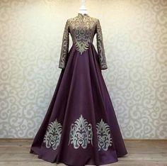 Amazing dress - turkish fashion