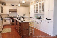 Kitchen Layout Measurements