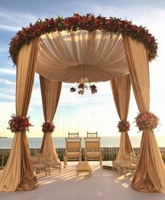 69 elegant wedding scene with arches and background decorations page 39 of 69 Wedding Mandap, Wedding Chairs, Wedding Table, Wedding Ceremony, Wedding Church, Party Wedding, Wedding Receptions, Wedding Arches, Dream Wedding