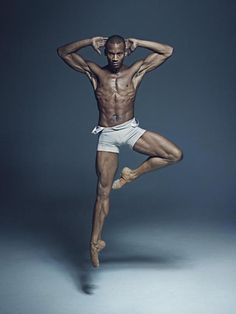 Eric Underwood, Soloist at the Royal Ballet, London. Another ballet prodigy, he started taking ballet at Ballet Boys, Male Ballet Dancers, Royal Ballet, Photos Corps, Anatomy Poses, Poses References, Dynamic Poses, Dance Poses, Body Poses