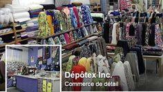 Drummondville, Québec | Dépotex Inc | Pas de ventes en ligne-No online sales | https://www.facebook.com/D%C3%A9p%C3%B4tex-Inc-301701093210234/?fref=ts