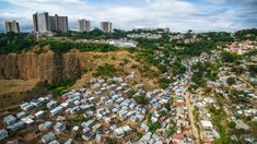 Unequal Scenes portrays scenes of inequality in South Africa from the air.