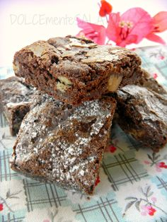 DOLCEmente SALATO: Brownies