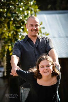Father daughter fun photo shoot at Dudley Farm #katelynmurphyphotography