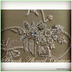 Formal Wear, Detail, Green, Silver, How To Wear, Money, Dress Formal, Dressy Outfits