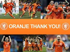 Oranje put out an awesome performance during the 2014 Brazil WC for sure. I can't wait for the day I get to see them (live or on TV) lift up the trophy as WC champions. World Cup 2014, Fifa World Cup, Proud Of You, Timeline Photos, Dutch, Champion, Pride, Thankful, Baseball Cards
