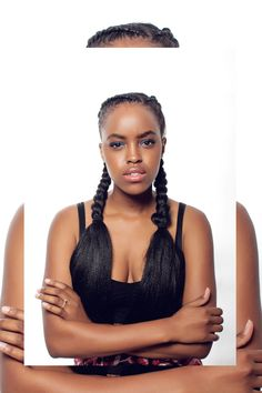 This Is Ess 4 Ways to Wear Braids Beauty 13