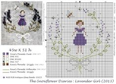 http://thesnowflowerdiaries.blogspot.fr/2013/07/pattern-lavender-girl.html?m=1