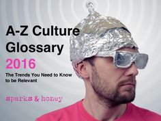 """Last year, we presented the top, must-know, culturally relevant trends for 2015 and our predictions were 83% accurate! To help the """"curious class"""" stay relevan…"""