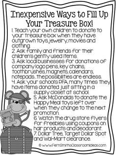 Tuesday Teacher Tips: Class Incentives Including a #Freebie
