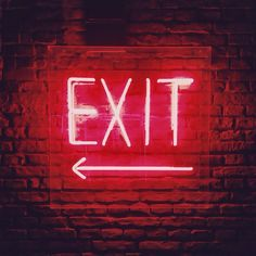 red aesthetic Remember to know a right way to exit Rainbow Aesthetic, Aesthetic Colors, Aesthetic Pictures, Bedroom Wall Collage, Photo Wall Collage, Picture Wall, Red Wallpaper, Wallpaper Quotes, Neon Quotes