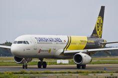 https://flic.kr/p/yqHdnB | LFPG 5 septembre 2015 Airbus A321 Turkish Airlines Borussia Dortmund scheme TC-JSJ
